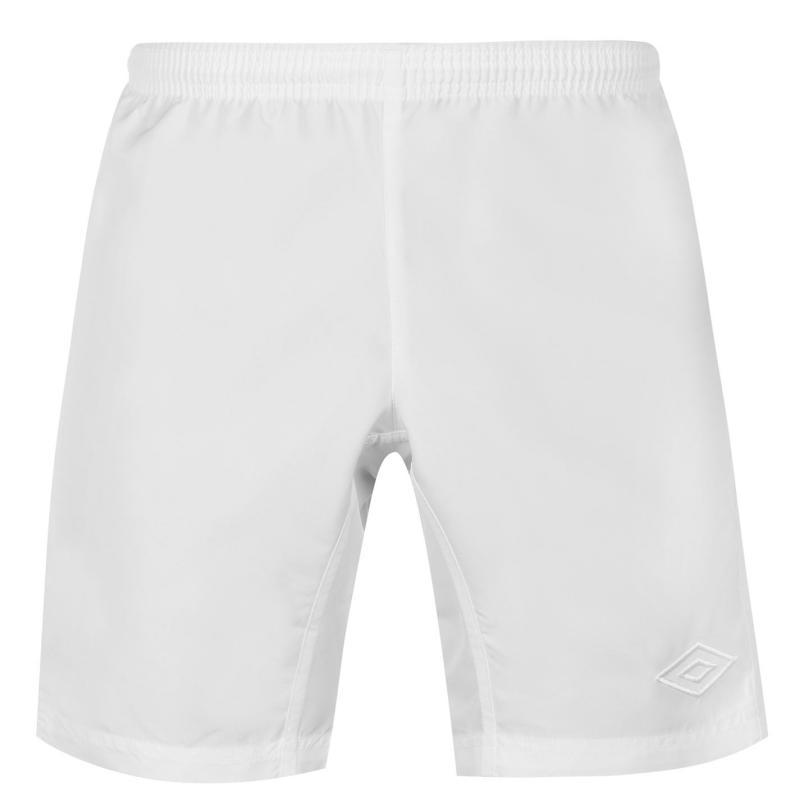 Umbro Football Shorts Mens White