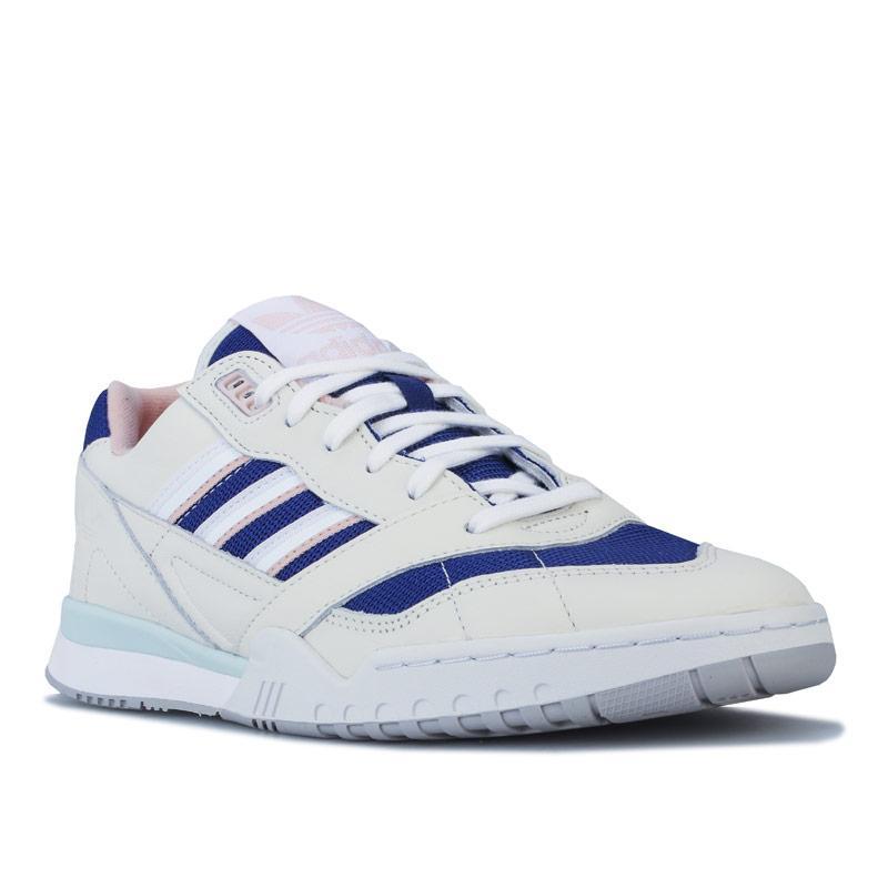 Adidas Originals Mens A.R. Trainers Off White