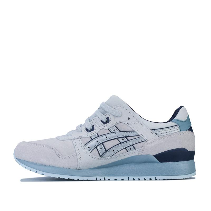 Asics Mens GEL-LYTE III Trainers Grey