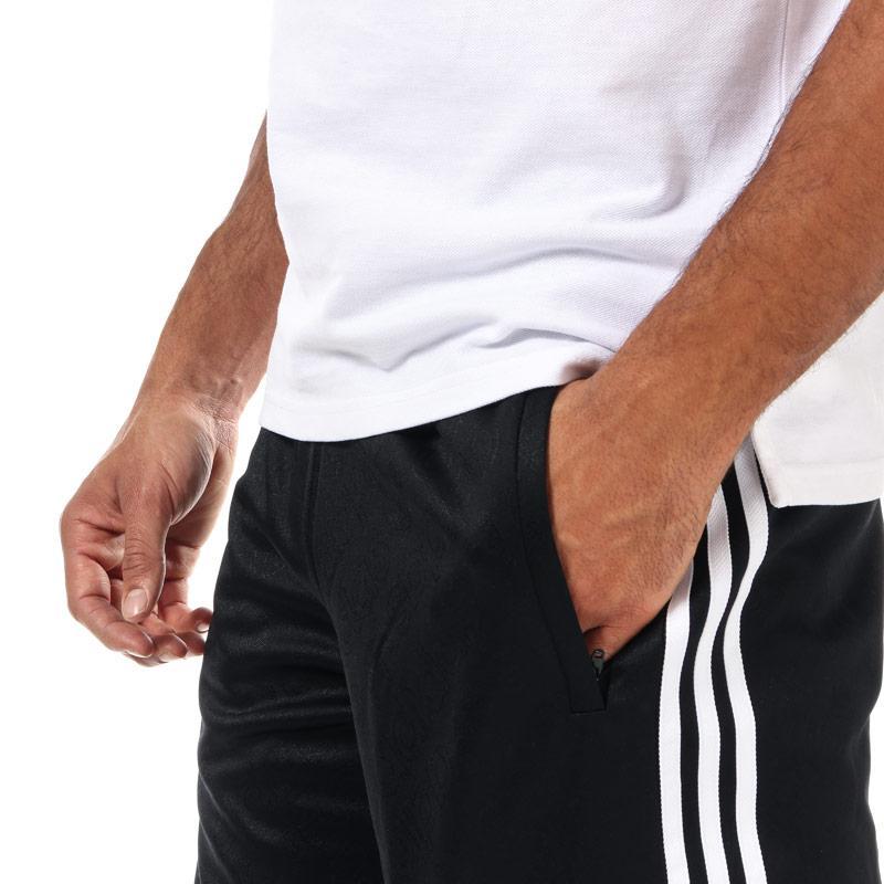 Adidas Originals Mens Monogram Shorts Black
