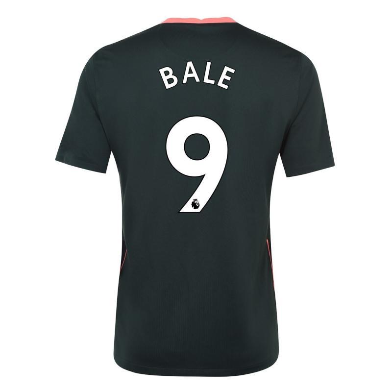 Nike Tottenham Hotspur Gareth Bale Away Shirt 2020 2021 Green