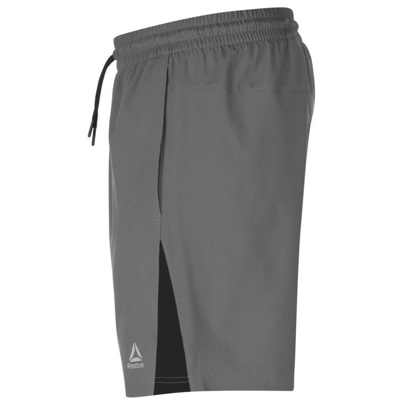 Reebok Workout Ready Speedwick Shorts Grey