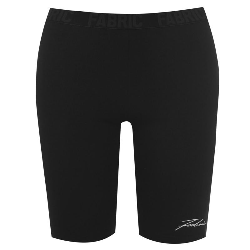 Fabric Cycling Shorts Ladies Black