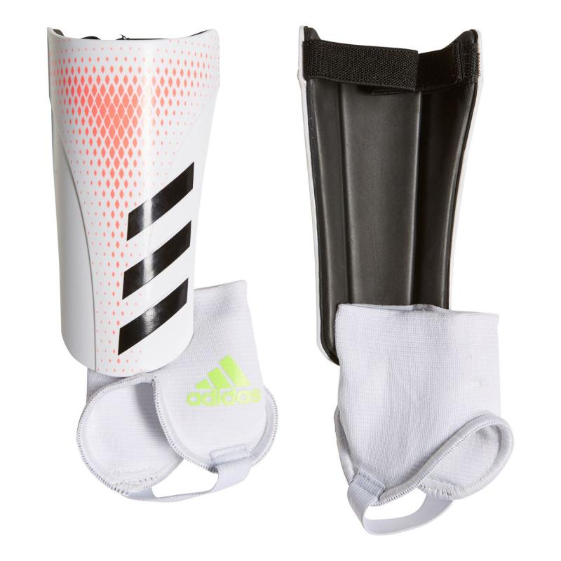 Adidas Predator Match Junior Shin Guard White/Pop