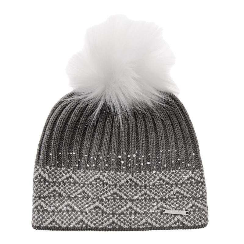 Nevica Diamond Beanie Grey