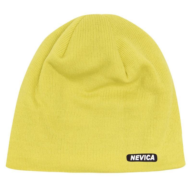 Nevica Logo Beanie Hat Mens Green