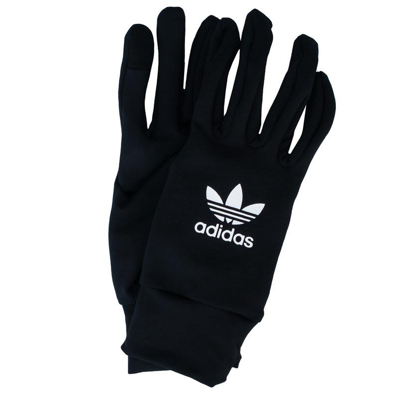 Adidas Originals Techy Gloves Black-White