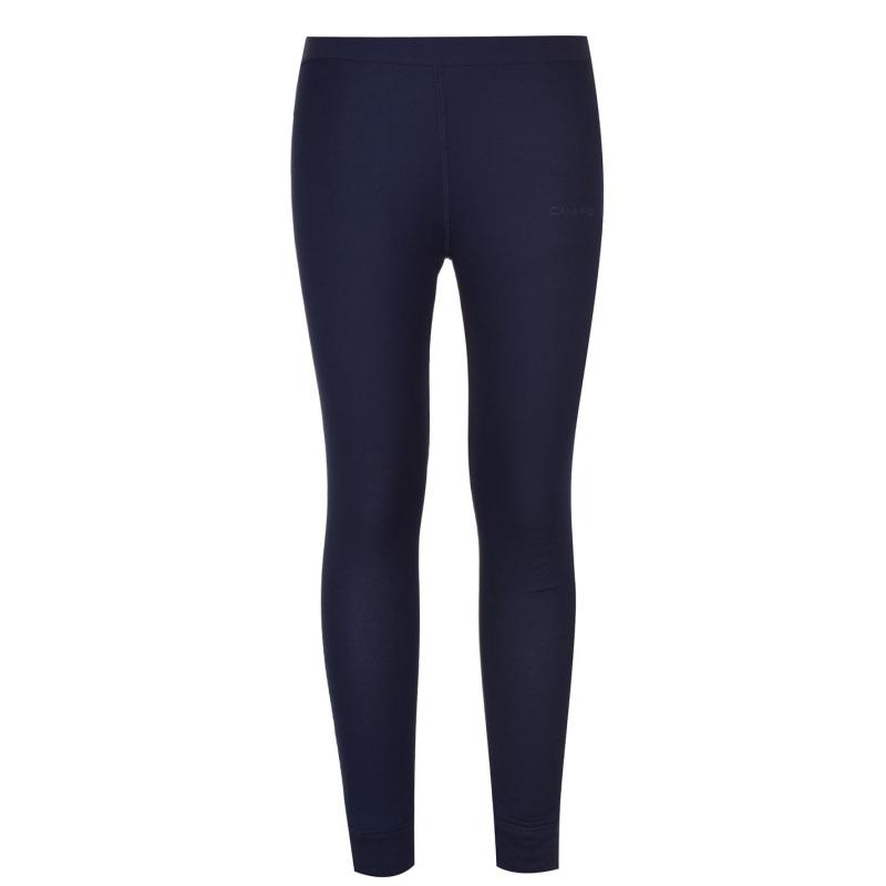 Campri Thermal Baselayer Pants Unisex Junior Navy