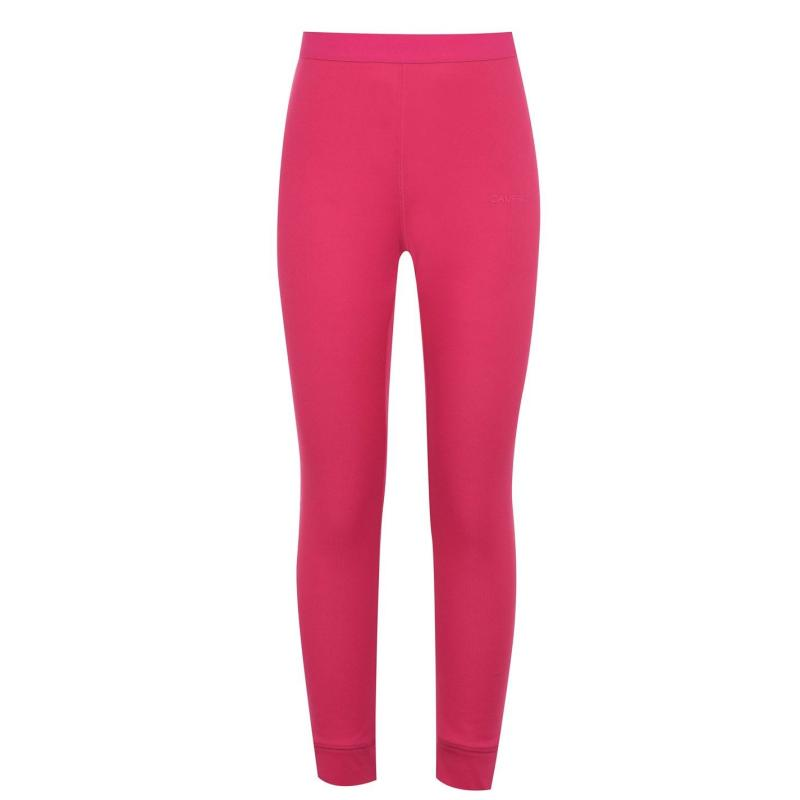 Campri Thermal Baselayer Pants Unisex Junior Pink