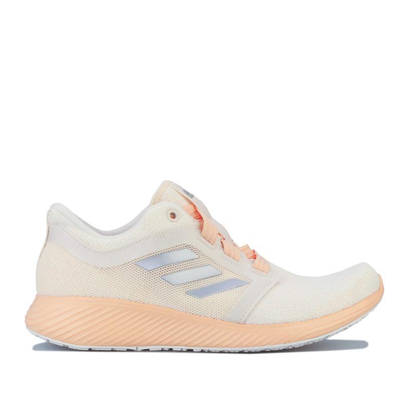 Adidas Womens Edge Lux 3 Running Shoes Ecru