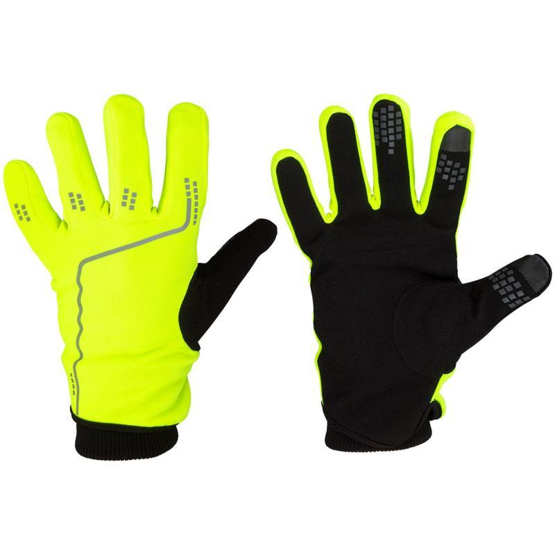Avento Bike Gloves 04 Yellow