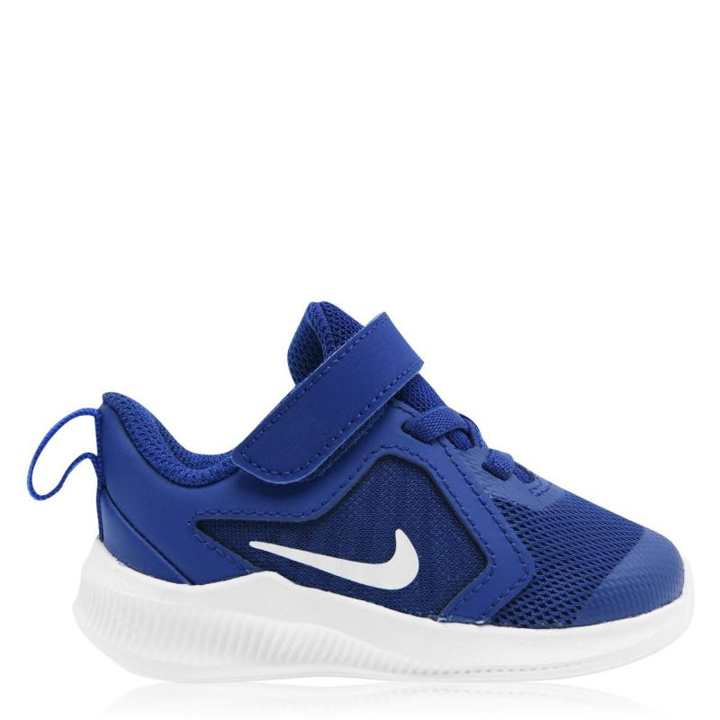 Boty Nike Downshifter 10 Trainers Infant Boys Royal/White