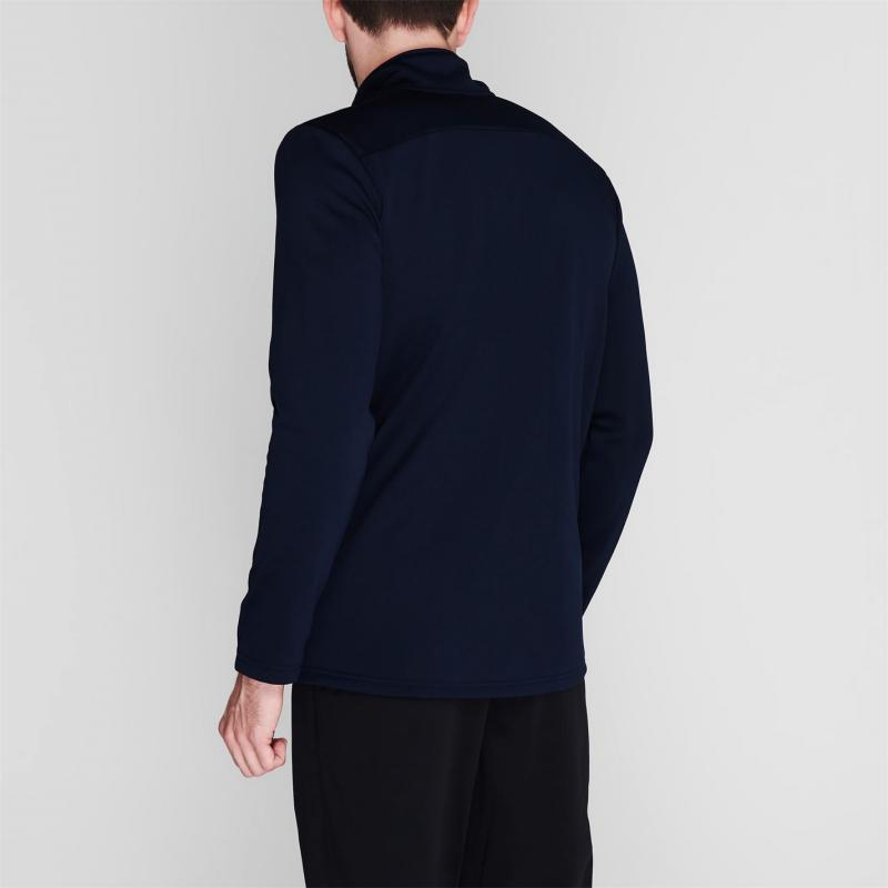 Canterbury quarter Zip Performance Jacket Navy
