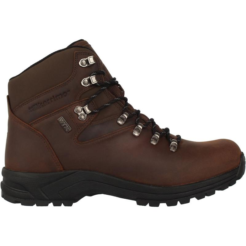 Boty Karrimor Blencathra Mens Walking Boots Brown