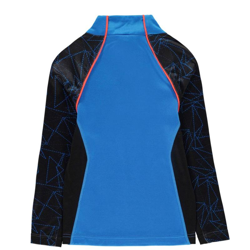 Nevica Vail Baselayer Top Blue