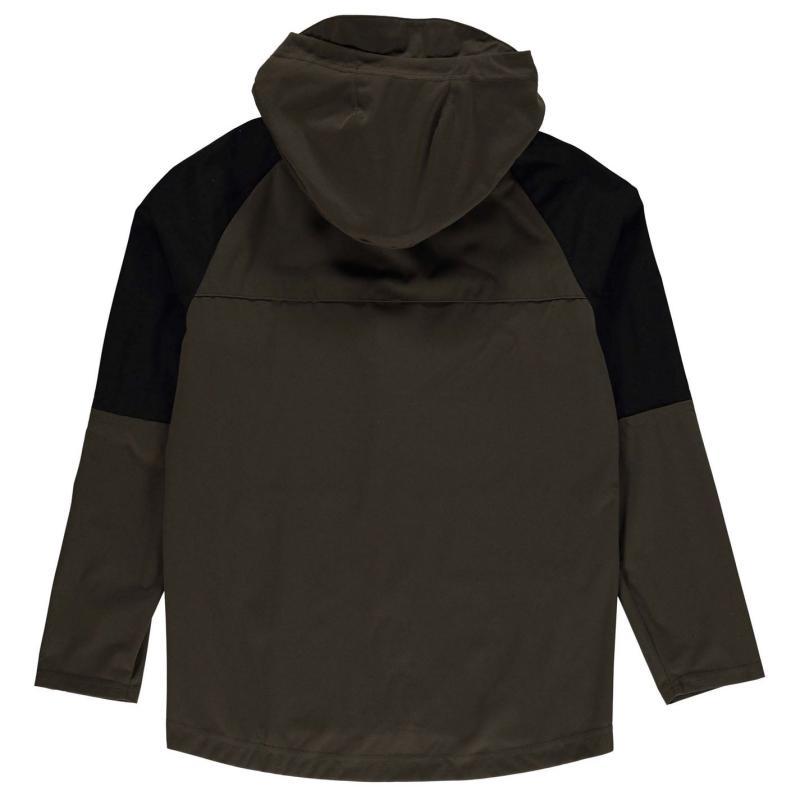 Bunda New Balance CFC Training Jacket Childrens Dark Green