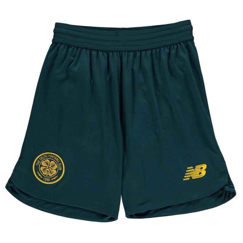 New Balance Celtic Away Shorts Child Boys Away
