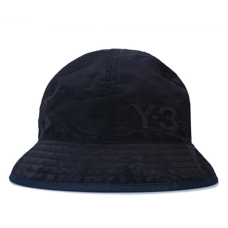 Y-3 Revese Bucket Hat Black