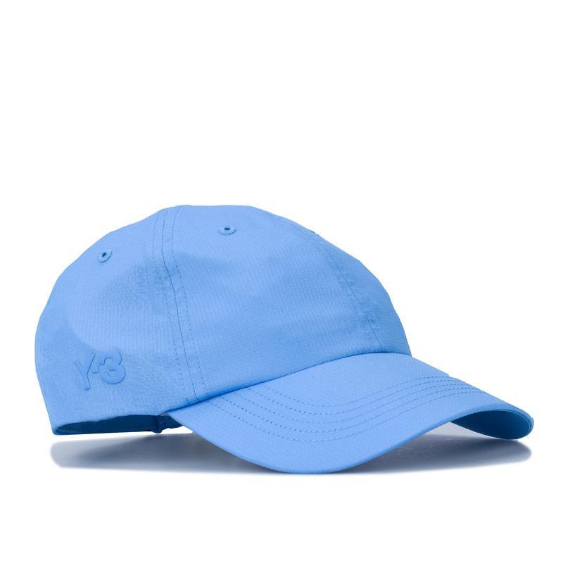 Y-3 Ripstop Cap Blue