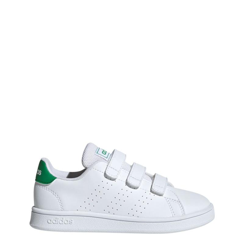 Boty adidas AdvantageCF Ch03 White/Green