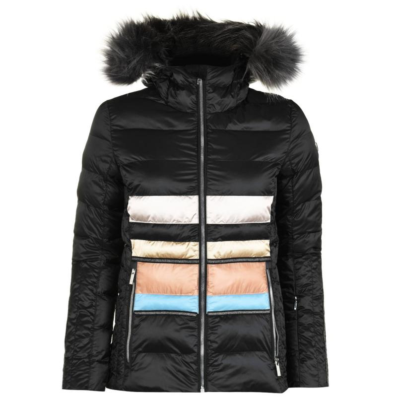 Nevica Chamonix Jacket Ladies Black/White