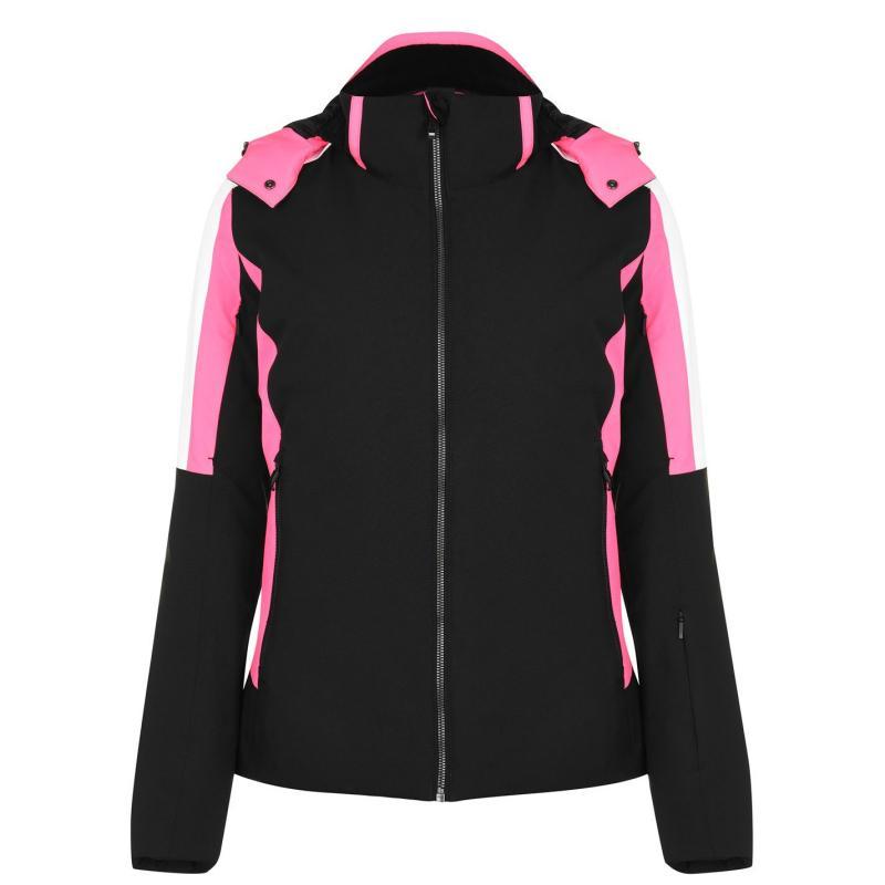 Nevica Davos Jacket Ladies Black/Pink
