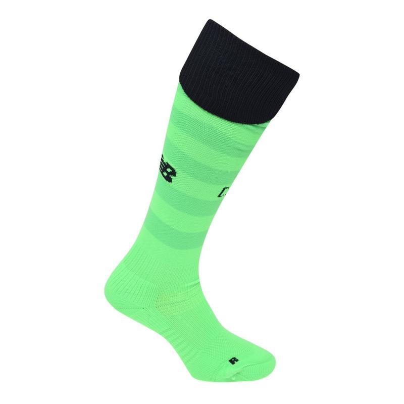 Ponožky New Balance Balance Men's Celtic Football Club 3rd Sock Vivid Cactus