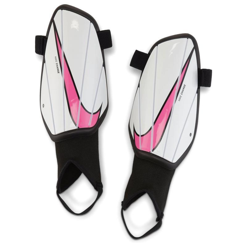Nike Charge Shin Pads Juniors Black
