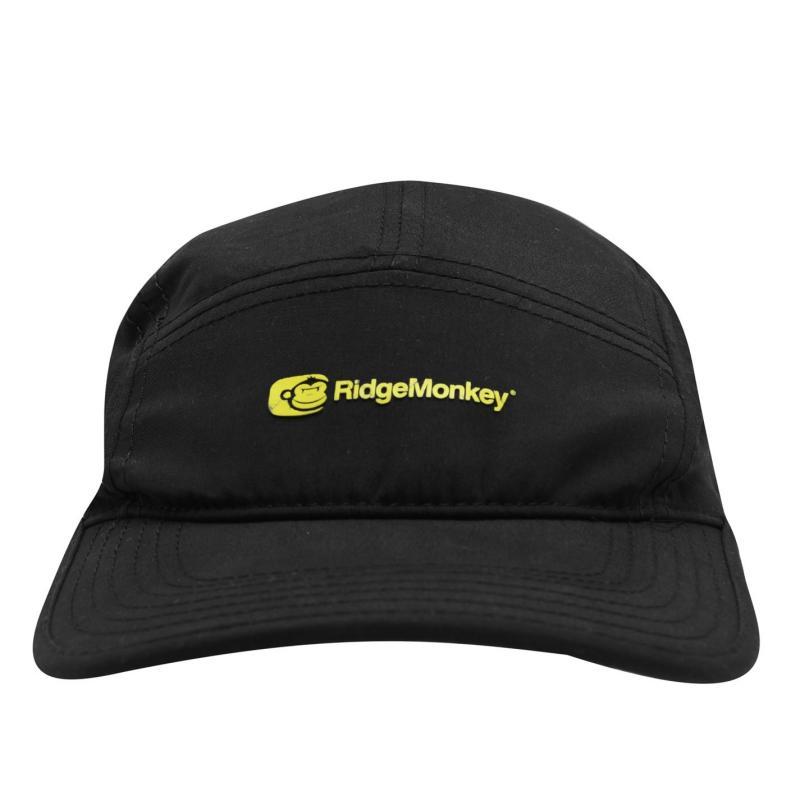 RidgeMonkey Panel Cap Black