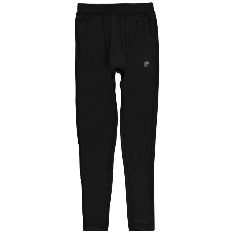 Nevica Meribel Thermal Pants Junior Boys Black