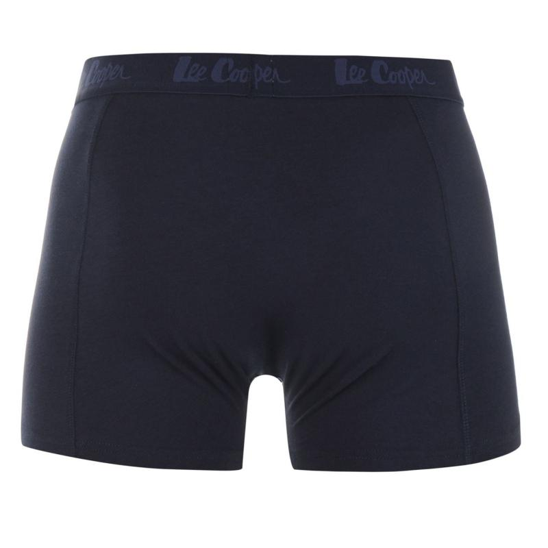 Spodní prádlo Lee Cooper Boxers 5 Pack Core