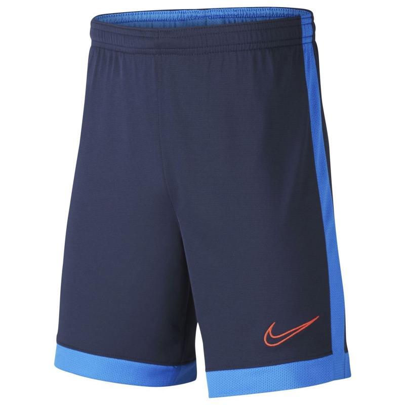 Kraťasy Nike Shorts Junior Boys Obsidian/Blue