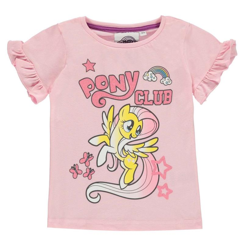 Character Infant Girls Casual T-Shirt My Little Pony