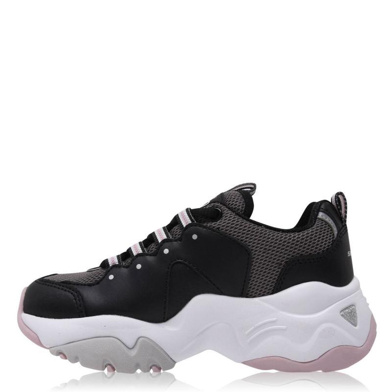 Skechers Dlite 3 Zen Ch11 Black/Pink