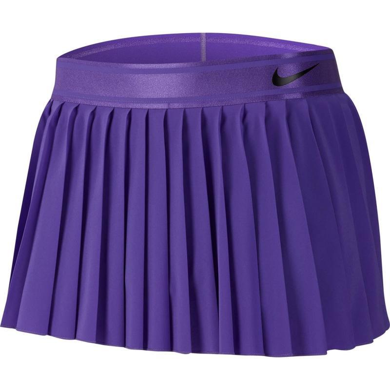 Nike Court Victory Tennis Skirt Girls Psychic Purple