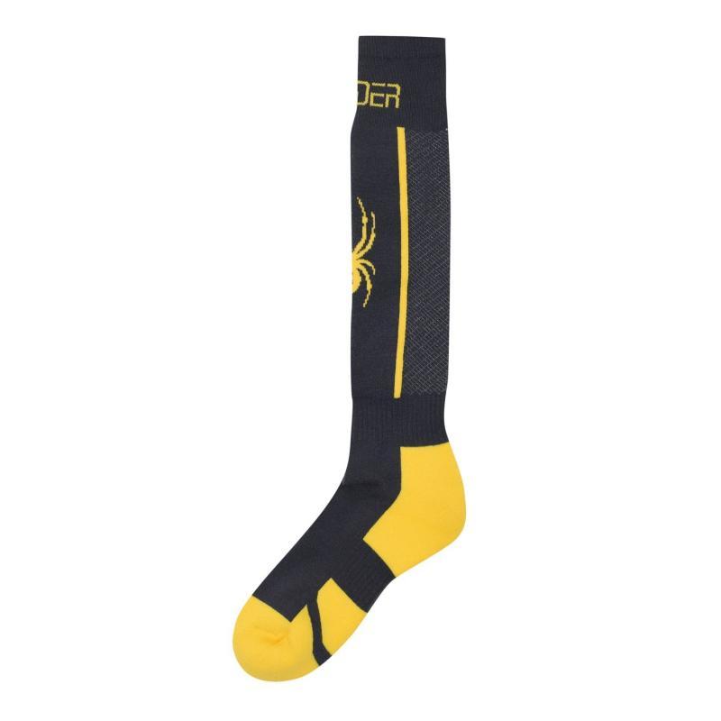 Spyder Sweep Socks Mens Ebony