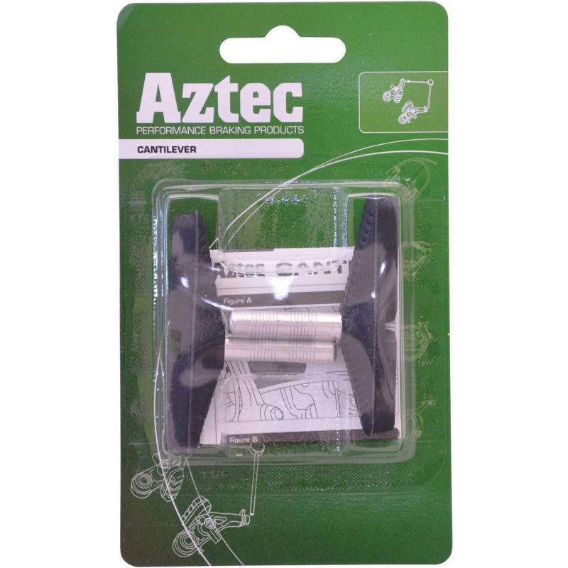 Aztec Control Block Cantilever Brake Blocks Black