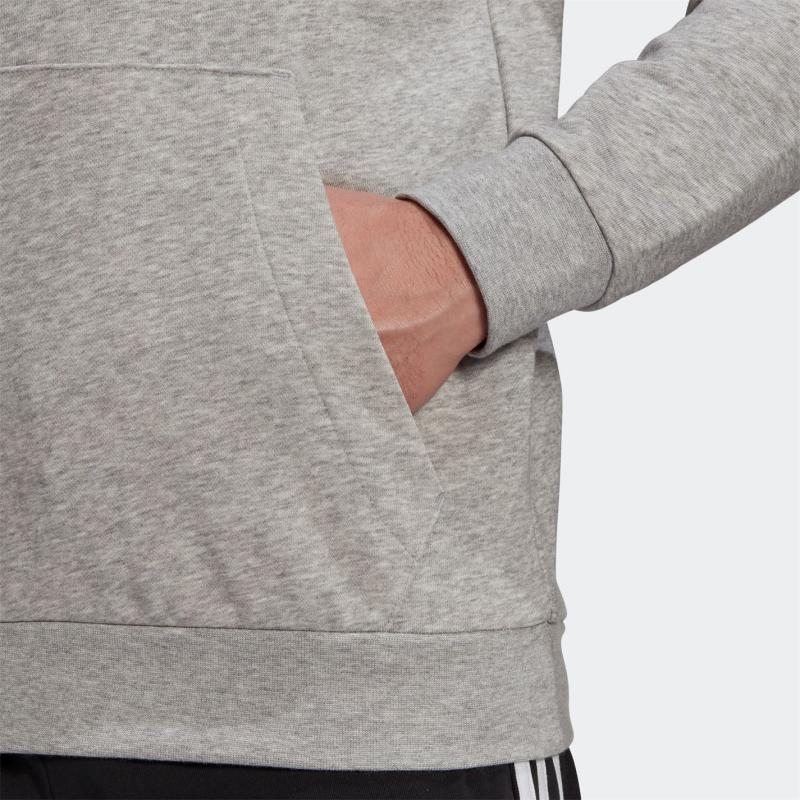 Mikina adidas Essentials Camouflage Hoodie male Medium Grey Heather