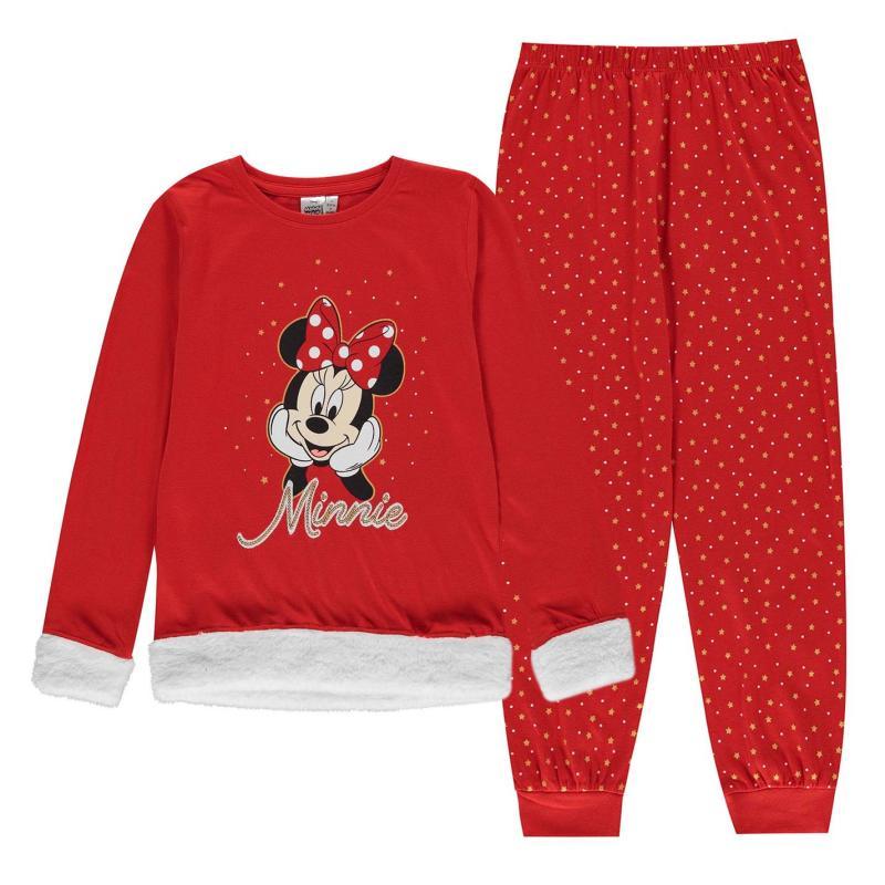 Character Snug PJ Infant Girls Minnie Mouse