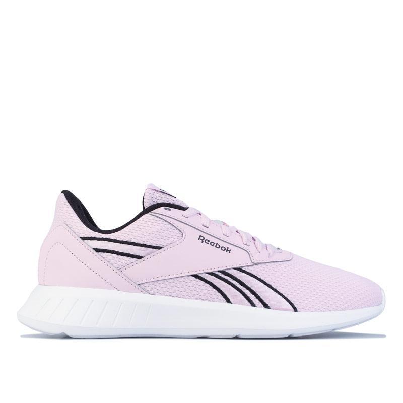 Womens Reebok Lite 2.0 Running Shoes Pink