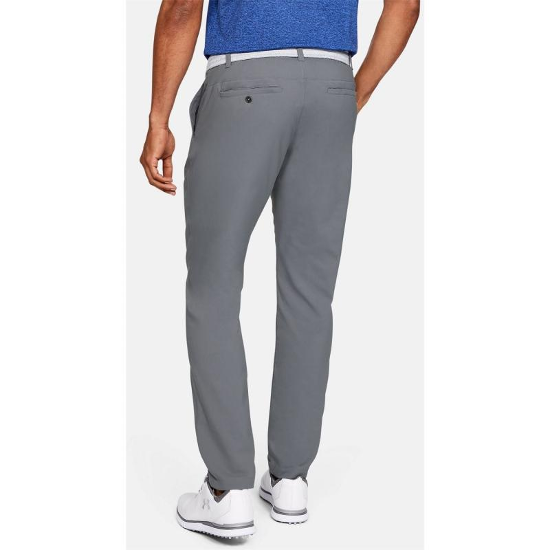Kalhoty Under Armour Showdown Trousers Mens Zinc Gray