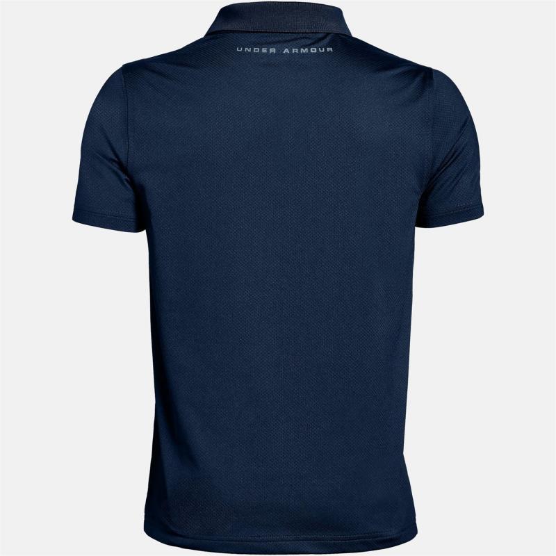 Tričko Under Armour Performance Golf Polo Shirt Junior Boys Academy