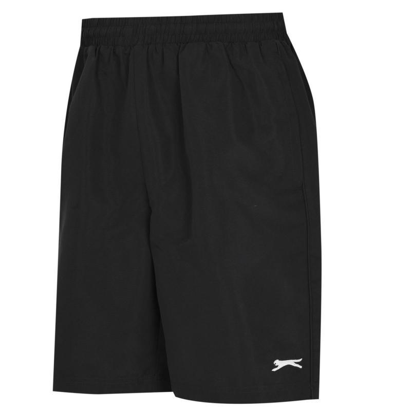 Slazenger Woven Shorts Mens Black
