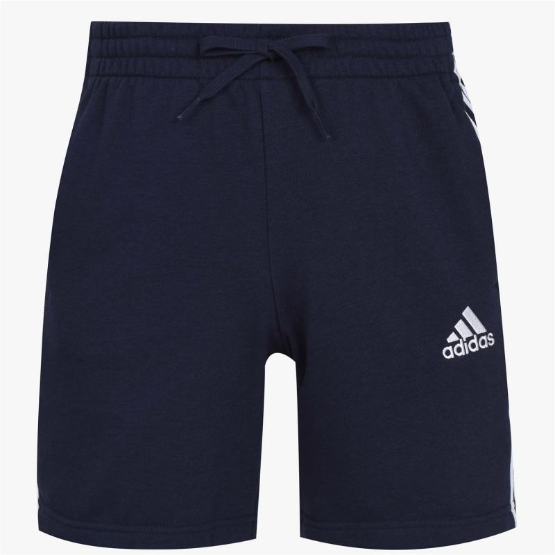Adidas Essentials French Terry Shorts Mens Navy/White