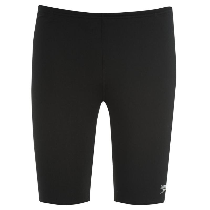 Plavky Speedo End Jammer Swim Shorts Junior Black