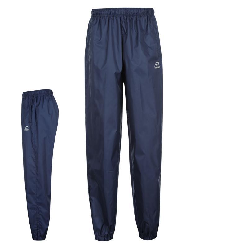 Tepláky Sondico Rain Pants Junior Boys Navy
