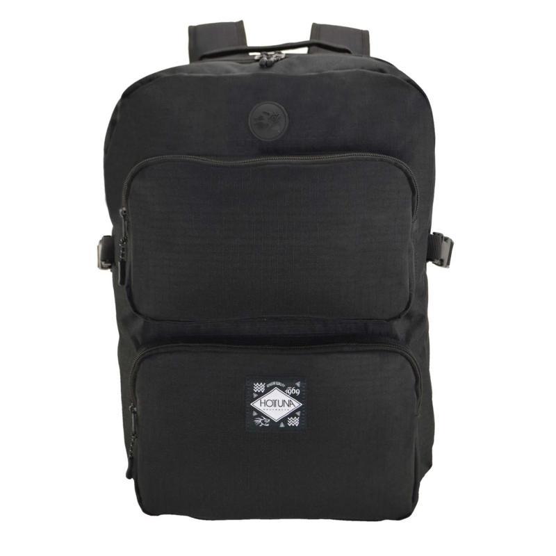 Hot Tuna Travel Backpack Black