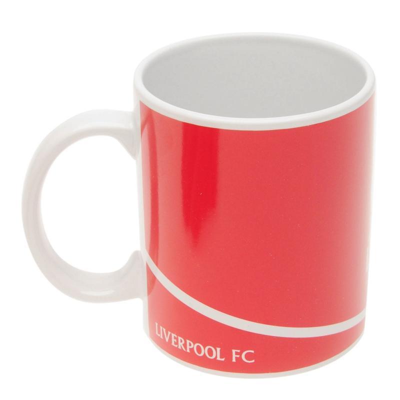 Team Football Mug Liverpool