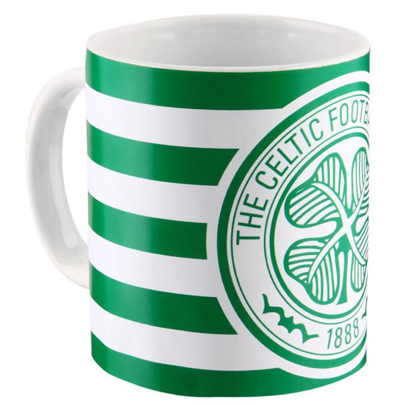 Team Football Mug Celtic