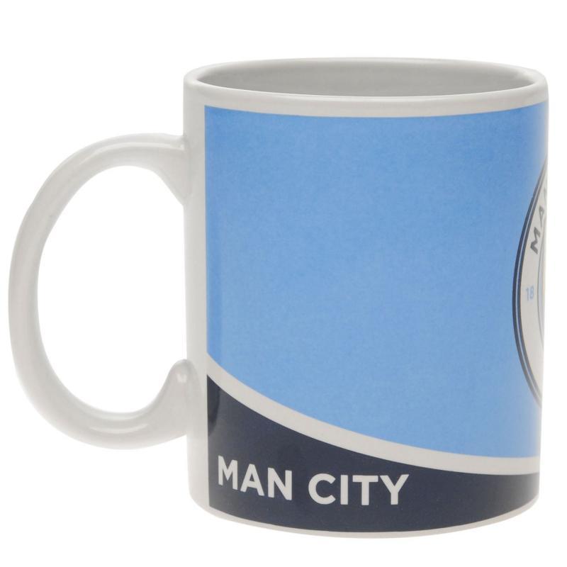 Team Football Mug Man City